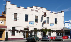 Shire Hall Hotel - Accommodation in Surfers Paradise