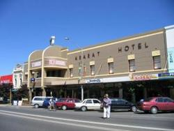 Ararat Hotel - Accommodation in Surfers Paradise