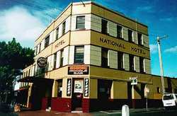 National Hotel Geelong - Accommodation in Surfers Paradise