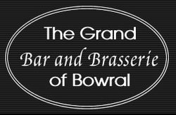 The Grand Bar and Brasserie of Bowral