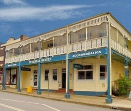 Federal Hotel Bellingen - Accommodation in Surfers Paradise