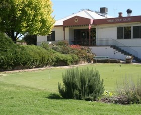 The Yass Golf Club - Accommodation in Surfers Paradise
