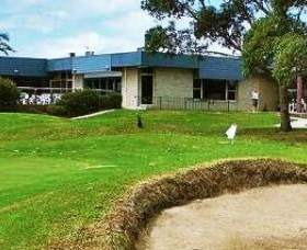 Vincentia Golf Club - Accommodation in Surfers Paradise