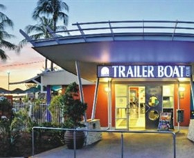 Darwin Trailer Boat Club - Accommodation in Surfers Paradise