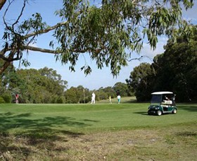 Leongatha Golf Club - Accommodation in Surfers Paradise