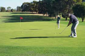 Waikerie Golf Club - Accommodation in Surfers Paradise