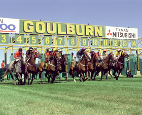 Goulburn and District Racing Club - Accommodation in Surfers Paradise