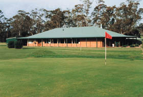 Echunga Golf Club Incorporated - Accommodation in Surfers Paradise