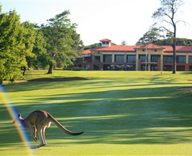 Royal Canberra Golf Club - Accommodation in Surfers Paradise