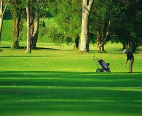 Foster Golf Club - Accommodation in Surfers Paradise