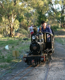 Jerilderie Steam Rail and Heritage Club Inc - Accommodation in Surfers Paradise