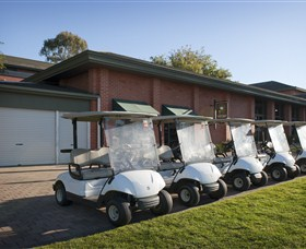Country Club Tasmania Golf Course - Accommodation in Surfers Paradise