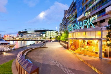 Bar Watermark - Accommodation in Surfers Paradise