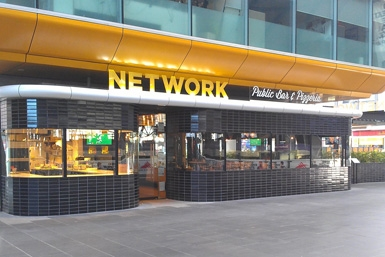 Network Public Bar  Pizzeria - Accommodation in Surfers Paradise