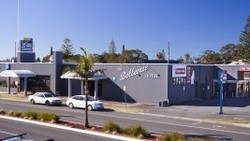 Bellevue Hotel Tuncurry - Accommodation in Surfers Paradise