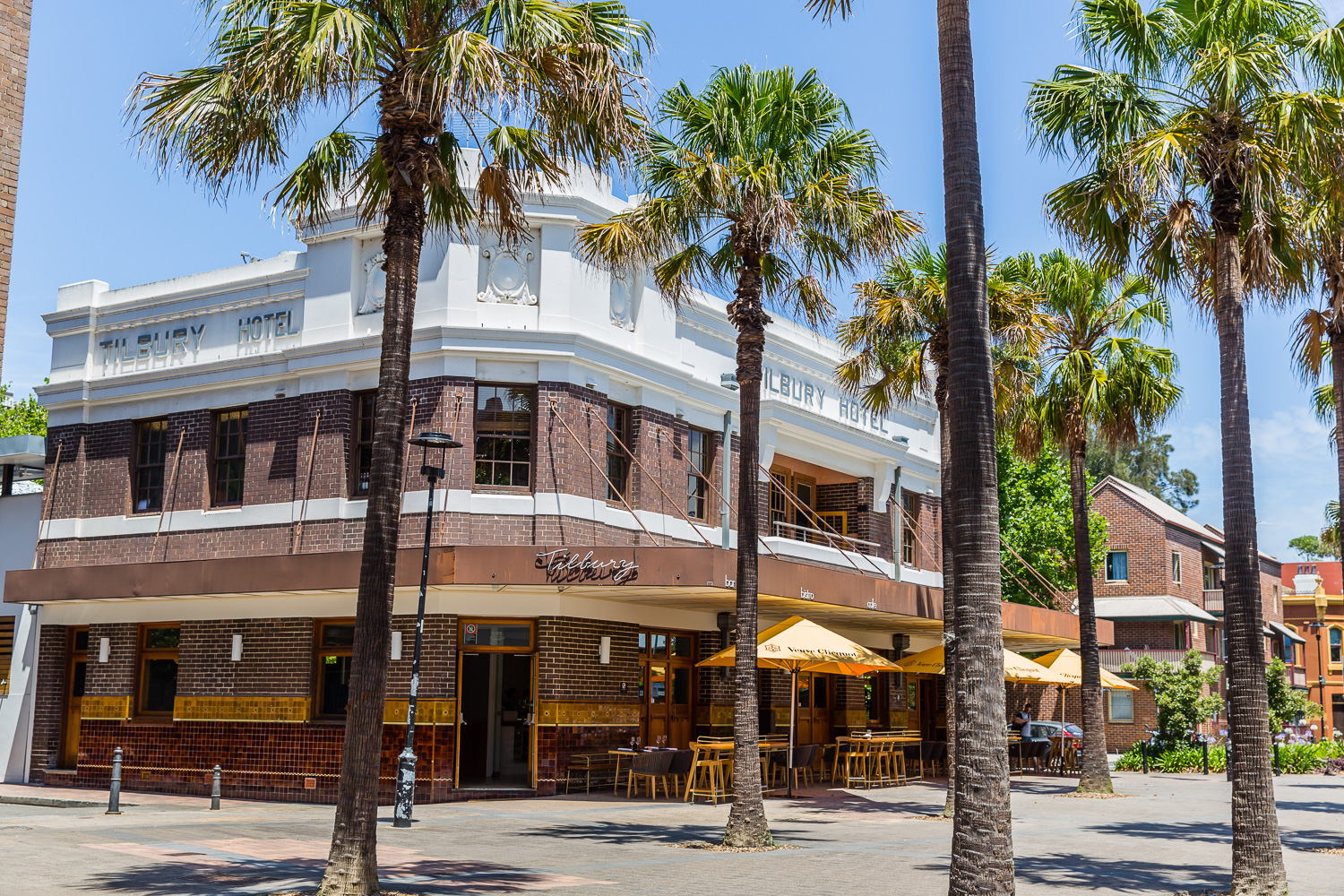 The Tilbury Hotel - Accommodation in Surfers Paradise