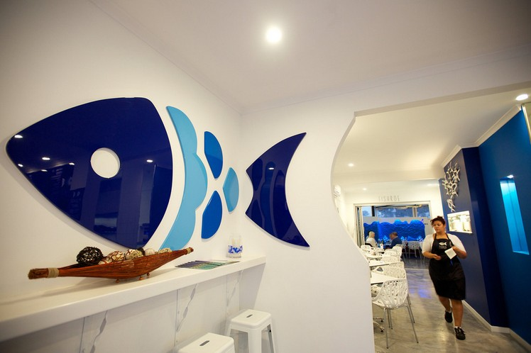 Fish Roe Gourmet Fish  Chippery - Accommodation in Surfers Paradise