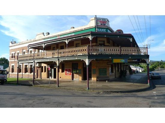 Bank Hotel Dungog - Accommodation in Surfers Paradise
