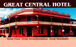 Great Central Hotel - Accommodation in Surfers Paradise