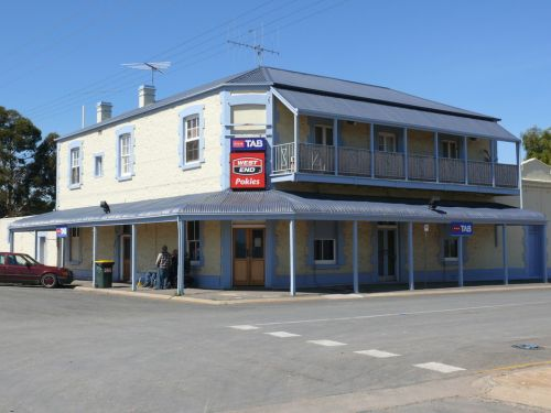 Port Wakefield Hotel - Accommodation in Surfers Paradise