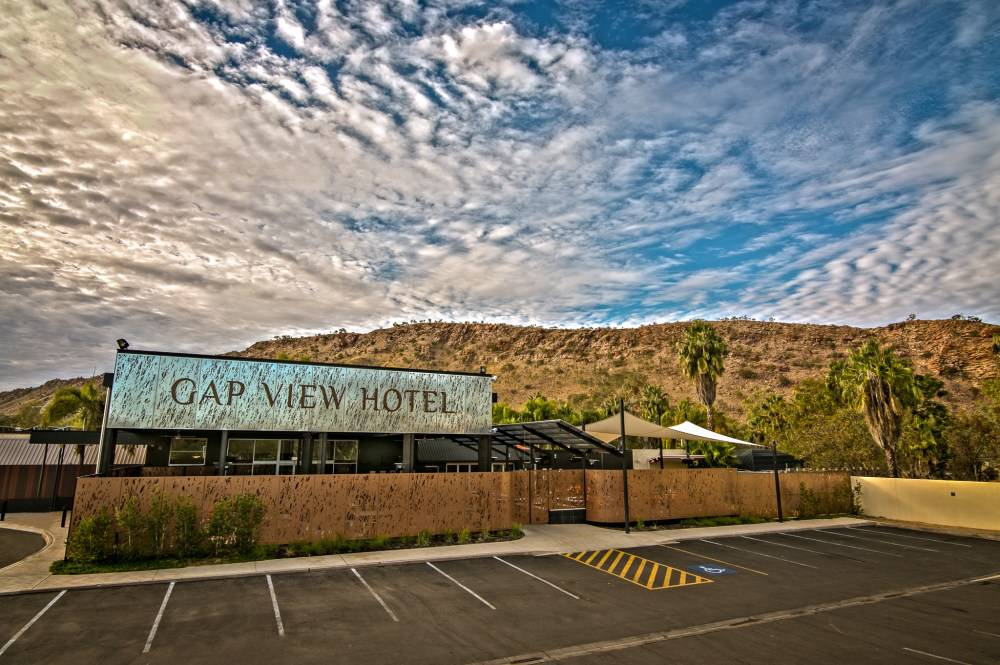 Gap View Hotel - Accommodation in Surfers Paradise