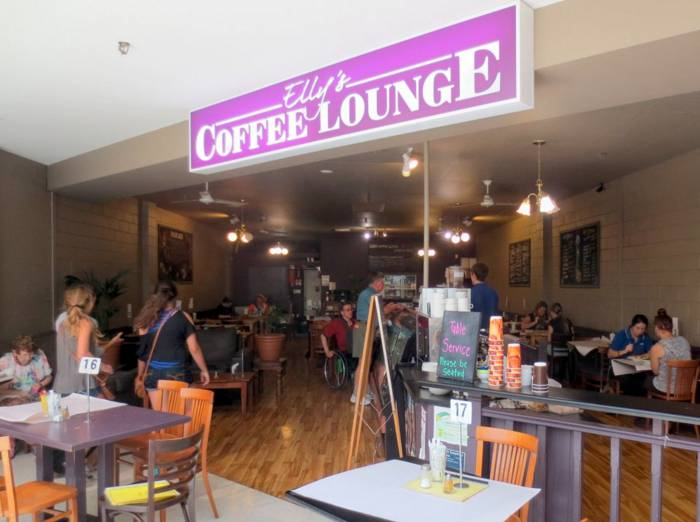 Ellys Coffee Lounge - Accommodation in Surfers Paradise