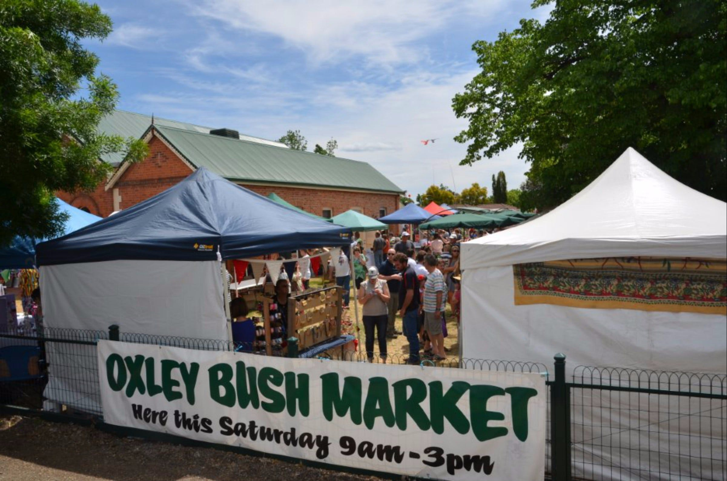 41st Annual Oxley Bush Market - Accommodation in Surfers Paradise