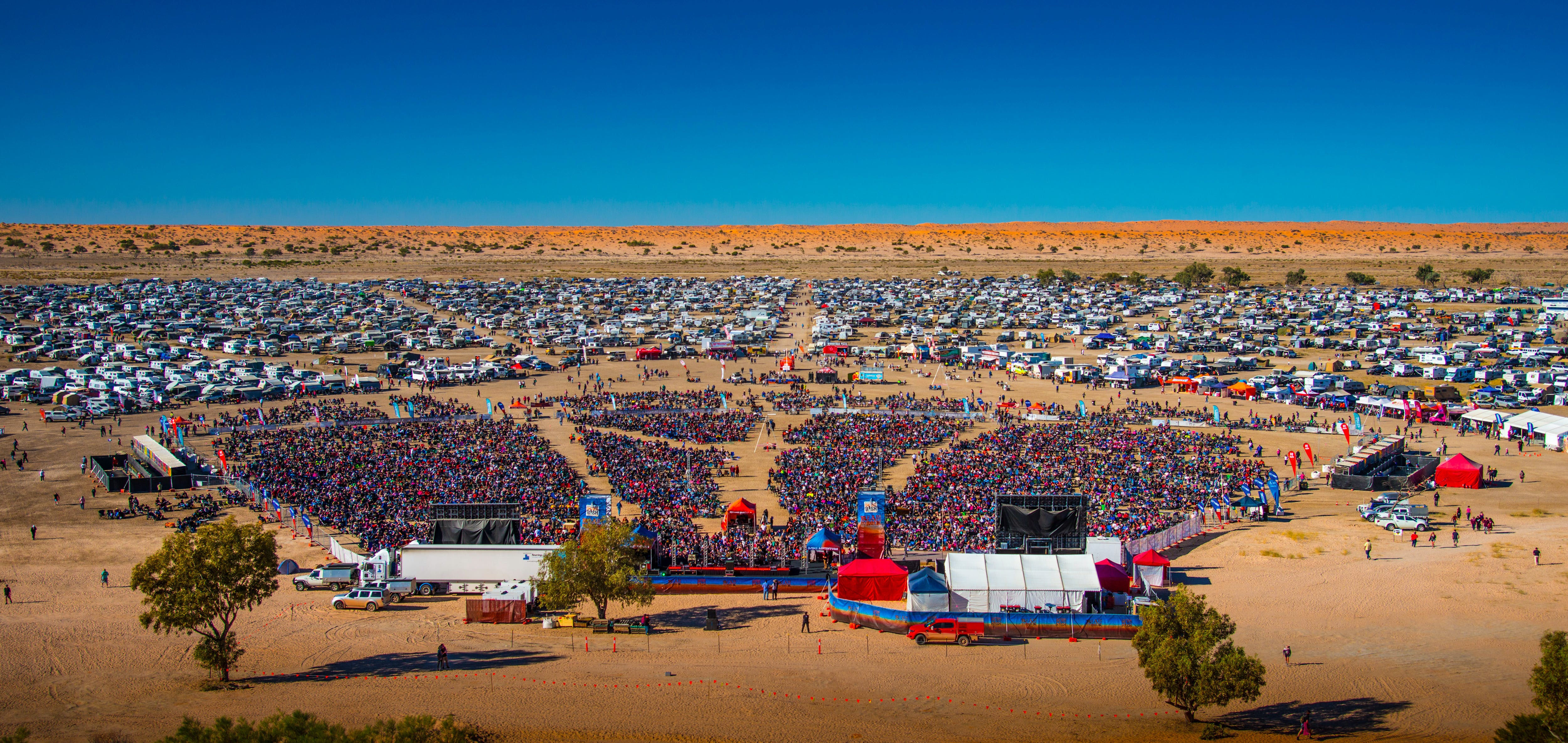 Birdsville Big Red Bash - Accommodation in Surfers Paradise