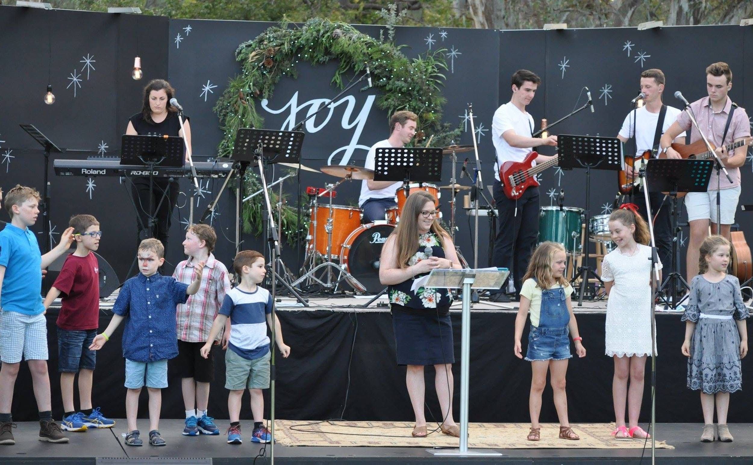 Carols in the Park Corowa - Accommodation in Surfers Paradise