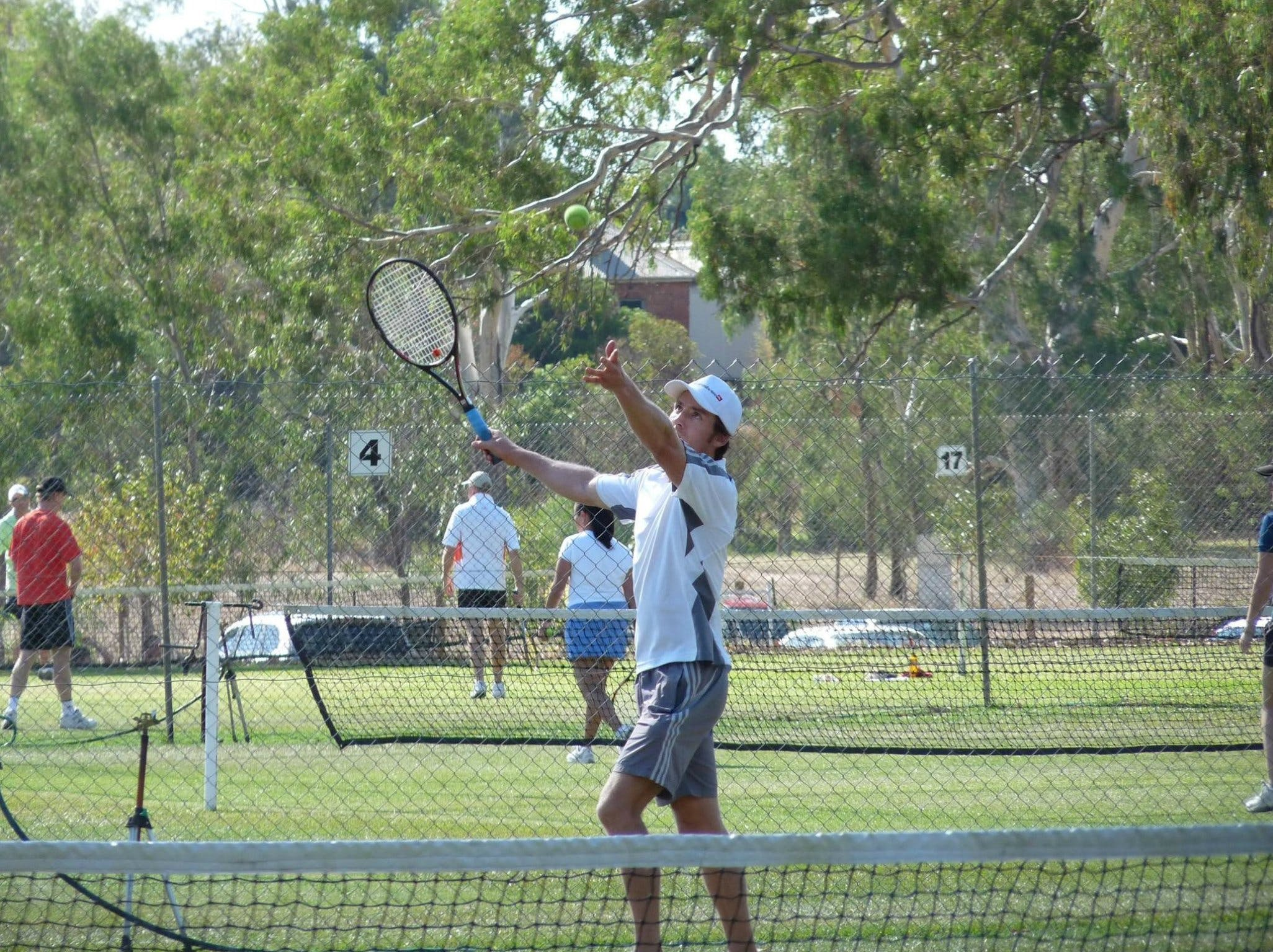 Corowa Easter Lawn Tennis Tournament - Accommodation in Surfers Paradise