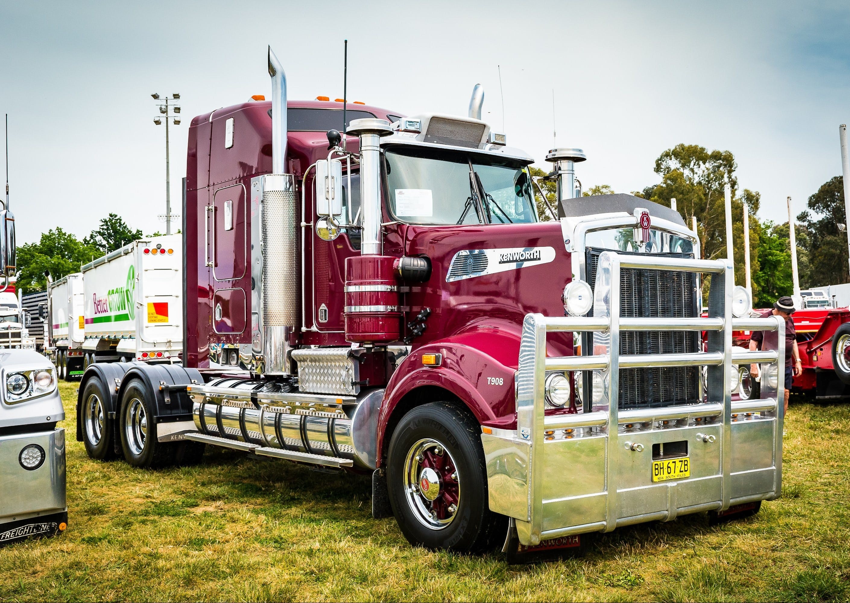 Dane Ballinger Memorial Truck Show - Accommodation in Surfers Paradise
