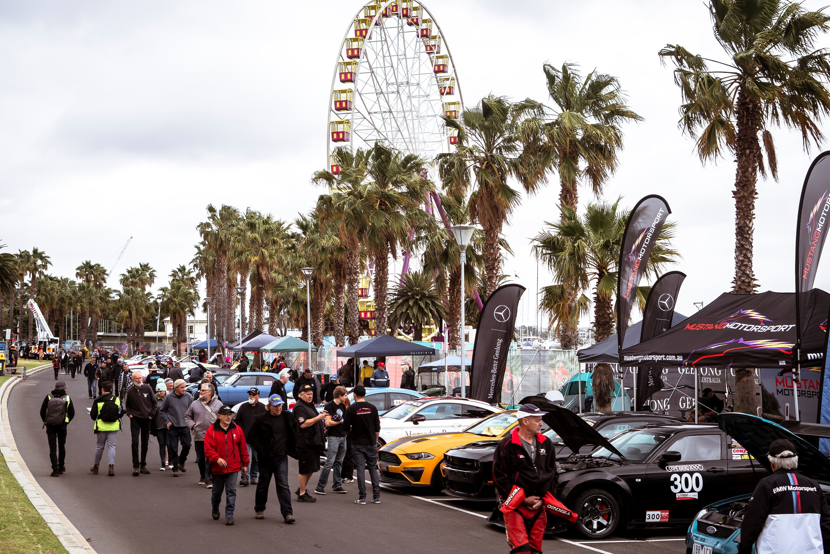 Geelong Revival Motoring Festival - Accommodation in Surfers Paradise
