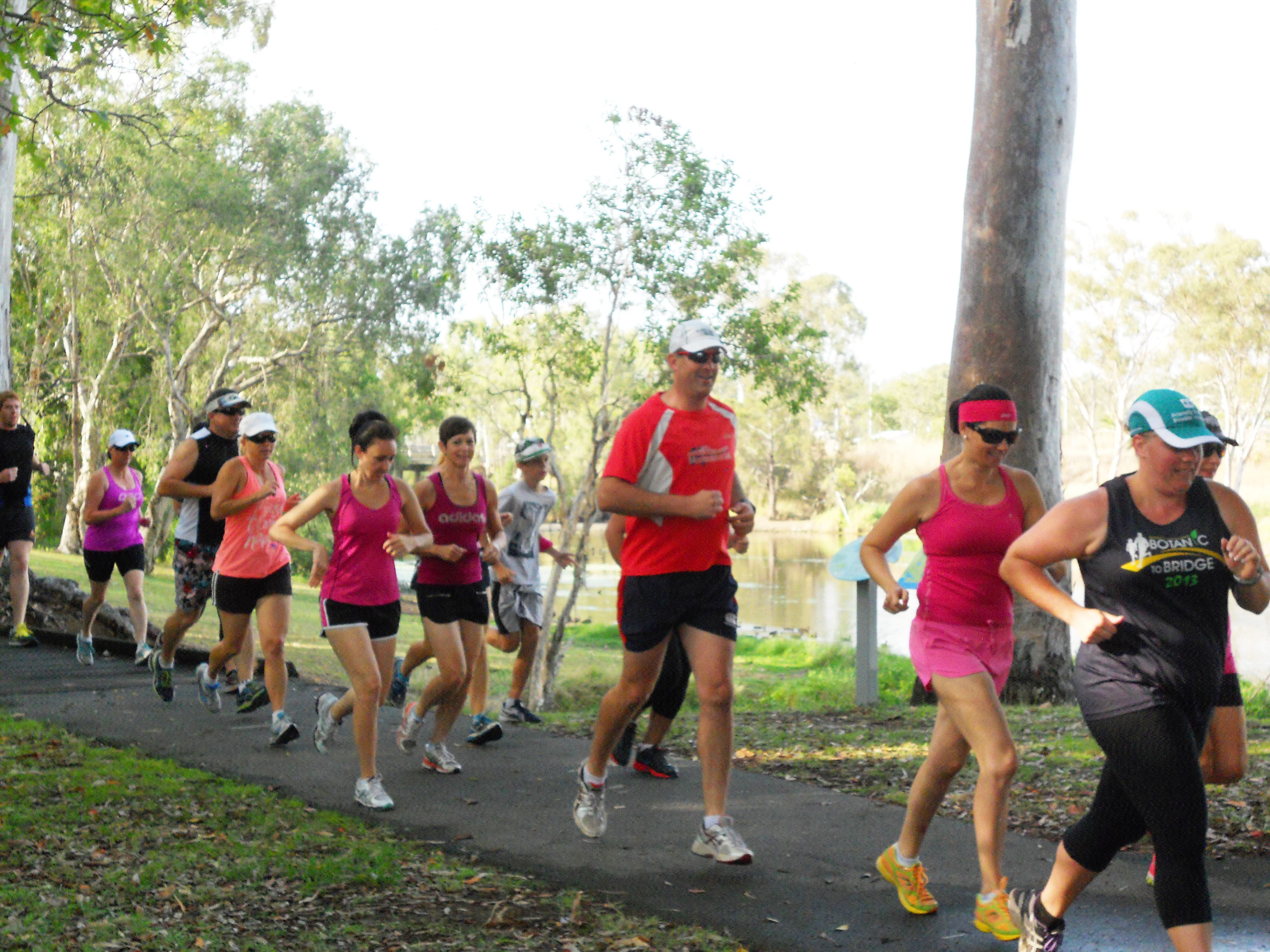 Gladstone Weekly Parkrun - Accommodation in Surfers Paradise