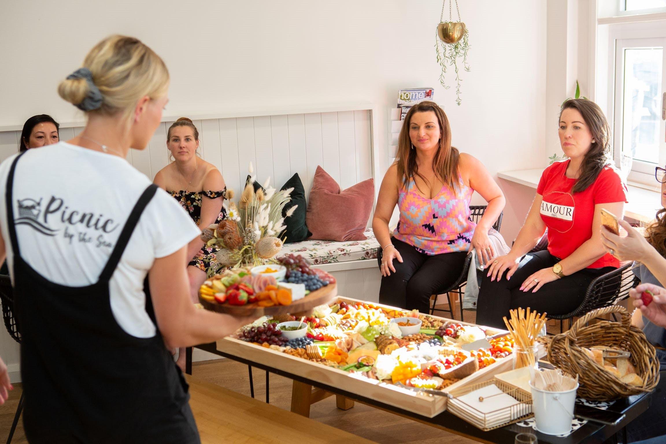 Gourmet Grazing Platter Workshop - Accommodation in Surfers Paradise