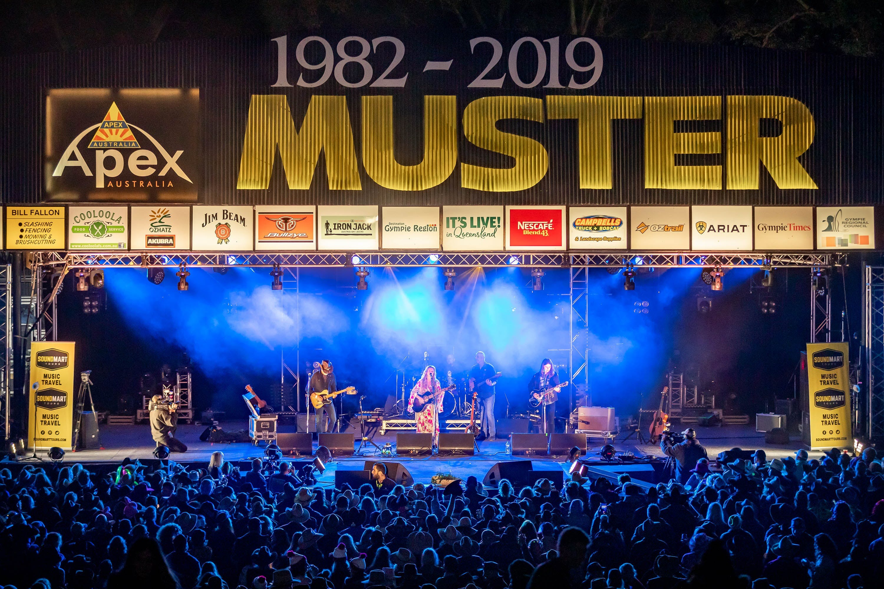 Gympie Music Muster - Accommodation in Surfers Paradise