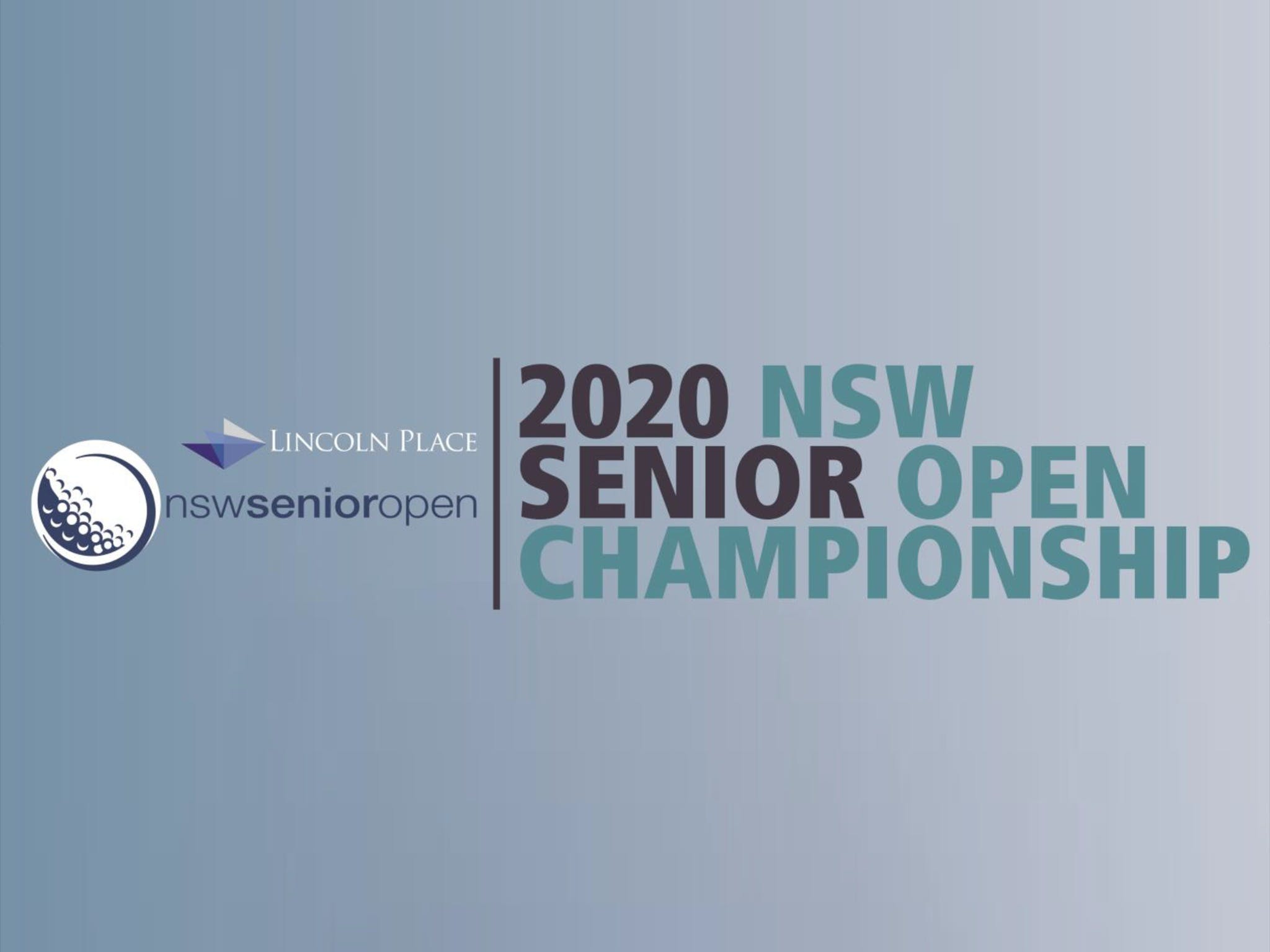 Men's NSW Senior Open - Accommodation in Surfers Paradise