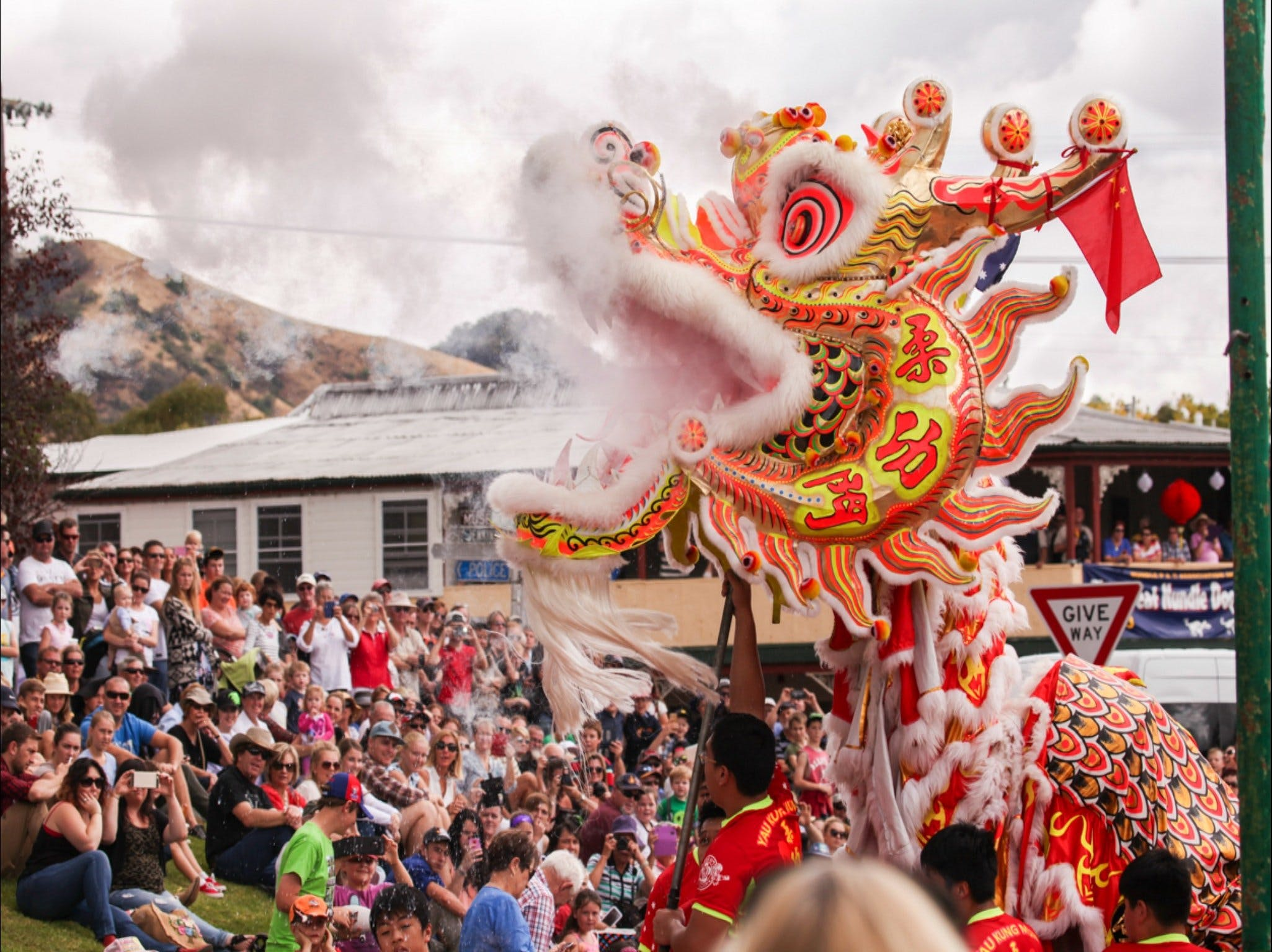 Nundle Go For Gold Chinese Easter Festival - Accommodation in Surfers Paradise