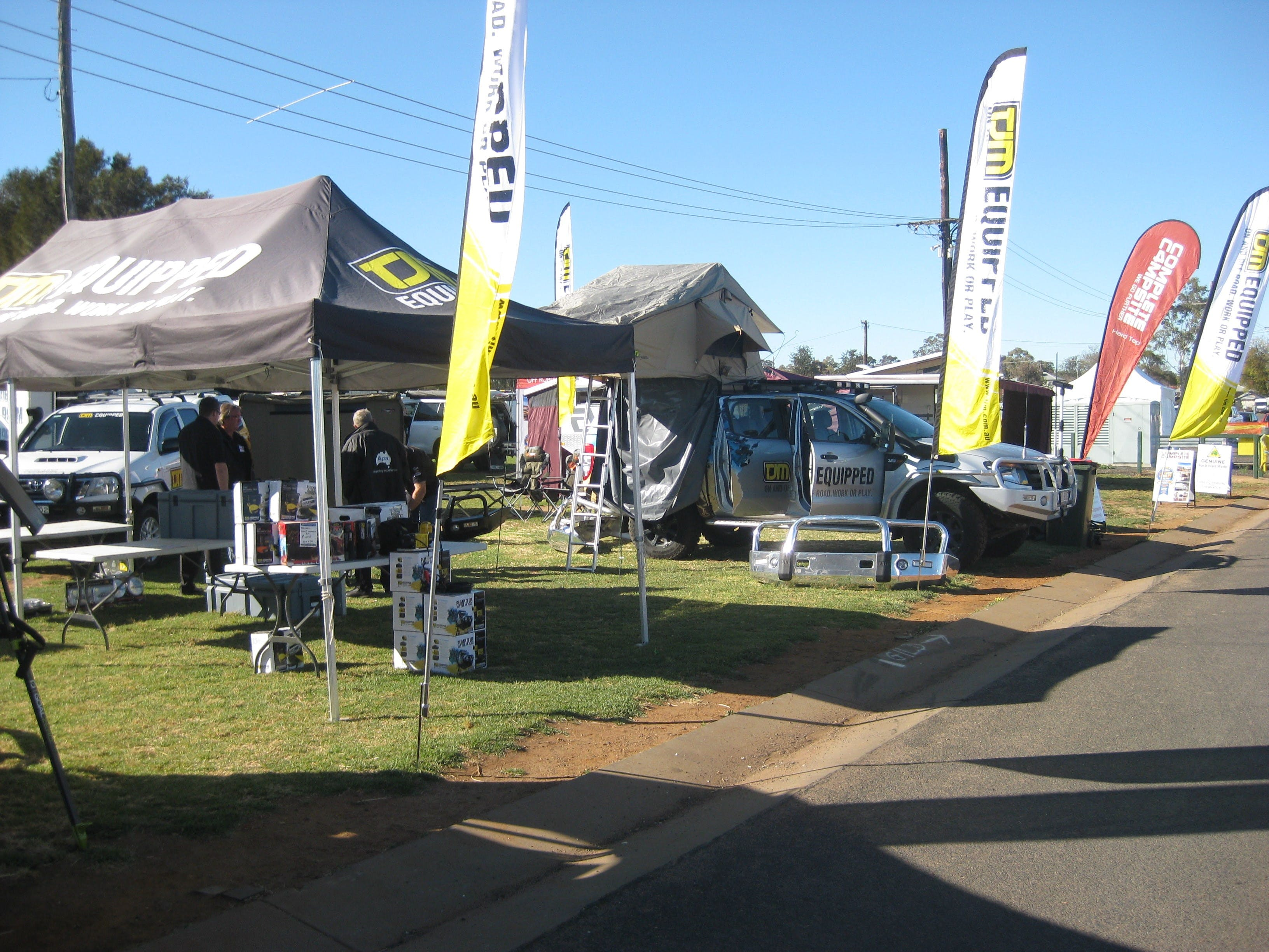 Orana Caravan Camping 4WD Fish and Boat Show - Accommodation in Surfers Paradise