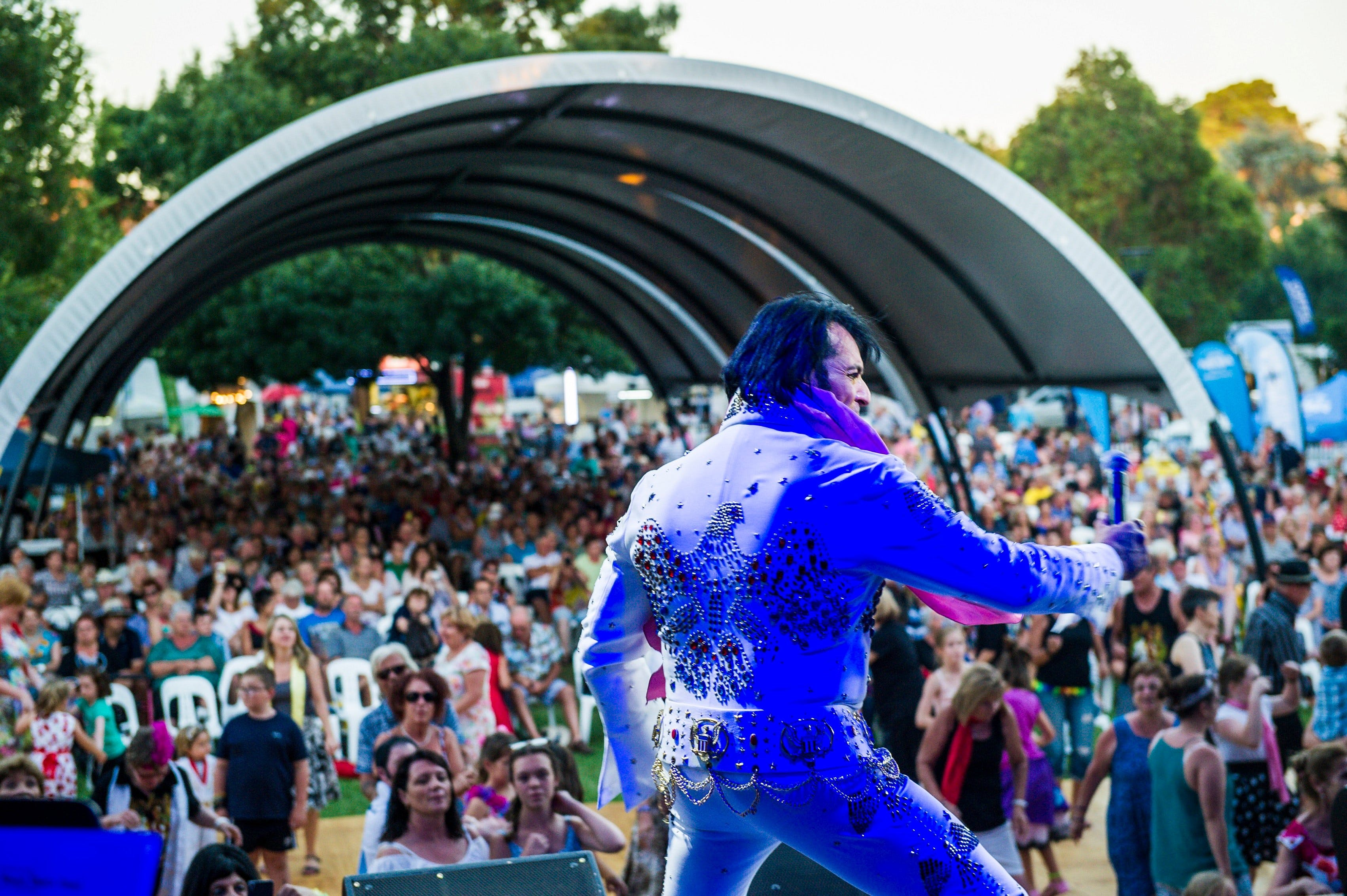 Parkes Elvis Festival - Accommodation in Surfers Paradise