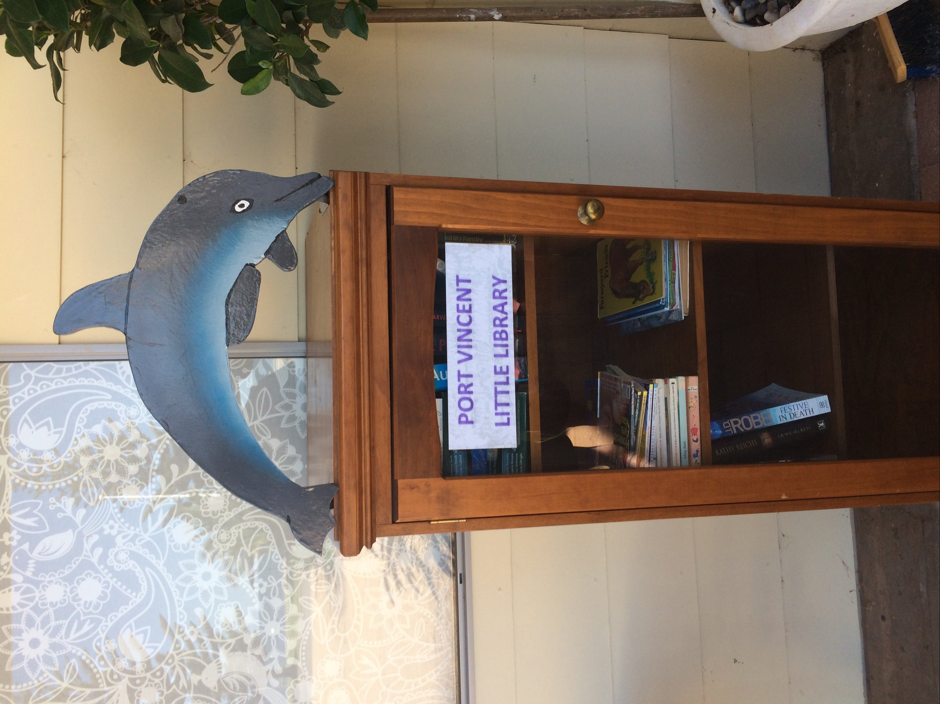 Port Vincent VIO Book Swap - Accommodation in Surfers Paradise