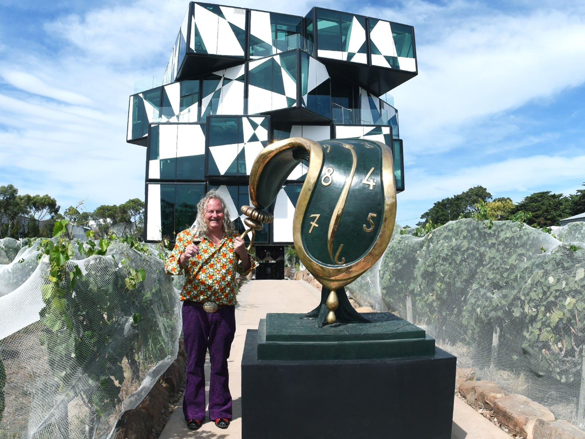 Salvador Dali Sculpture Exhibition - Accommodation in Surfers Paradise