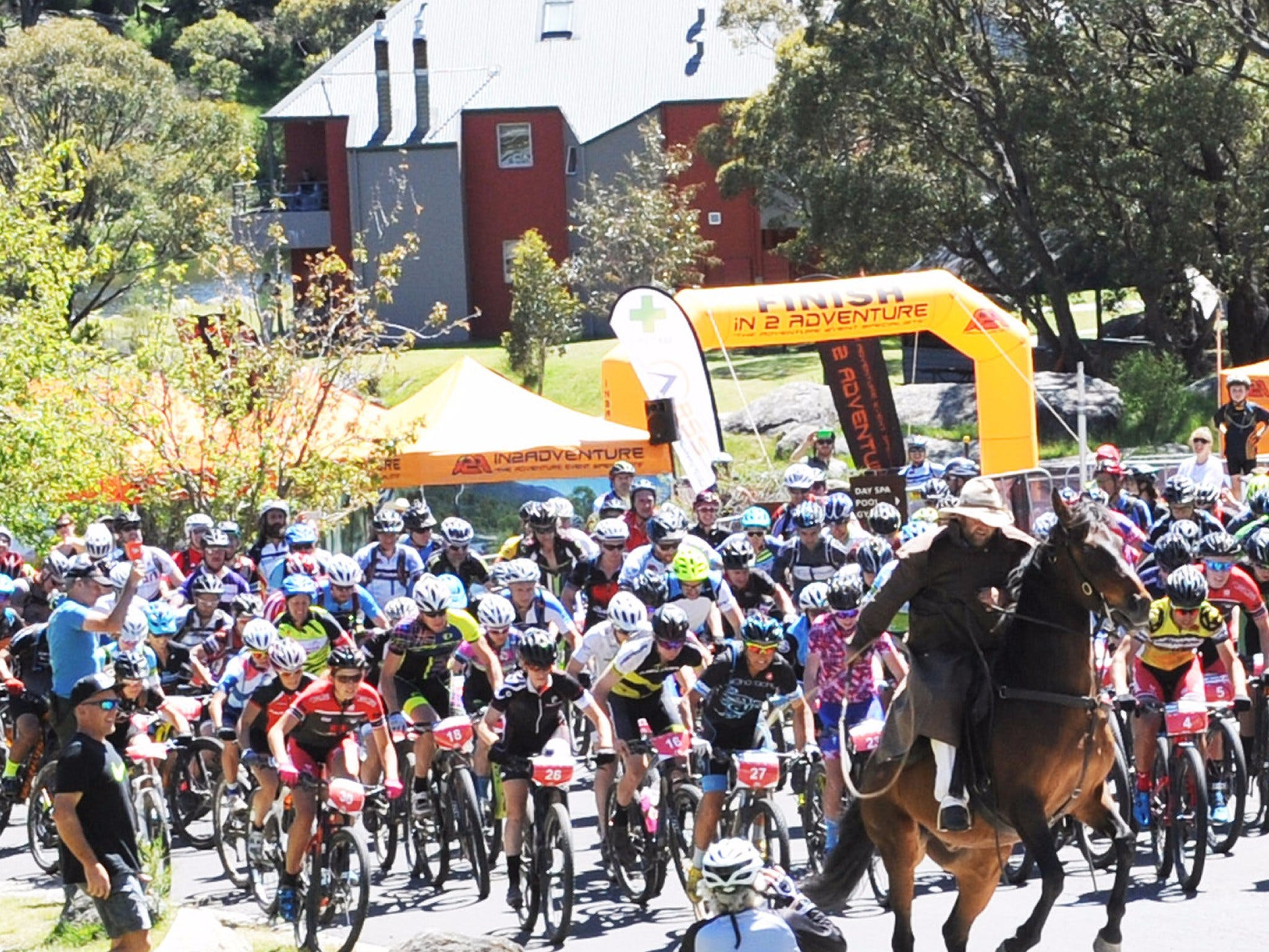Snowies MTB Festival - Accommodation in Surfers Paradise
