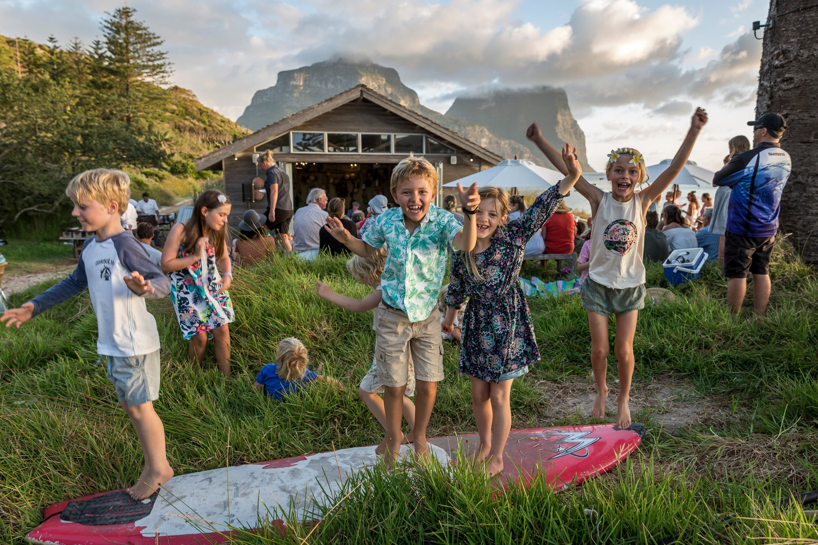 Spring Festival of Lord Howe Island - Accommodation in Surfers Paradise