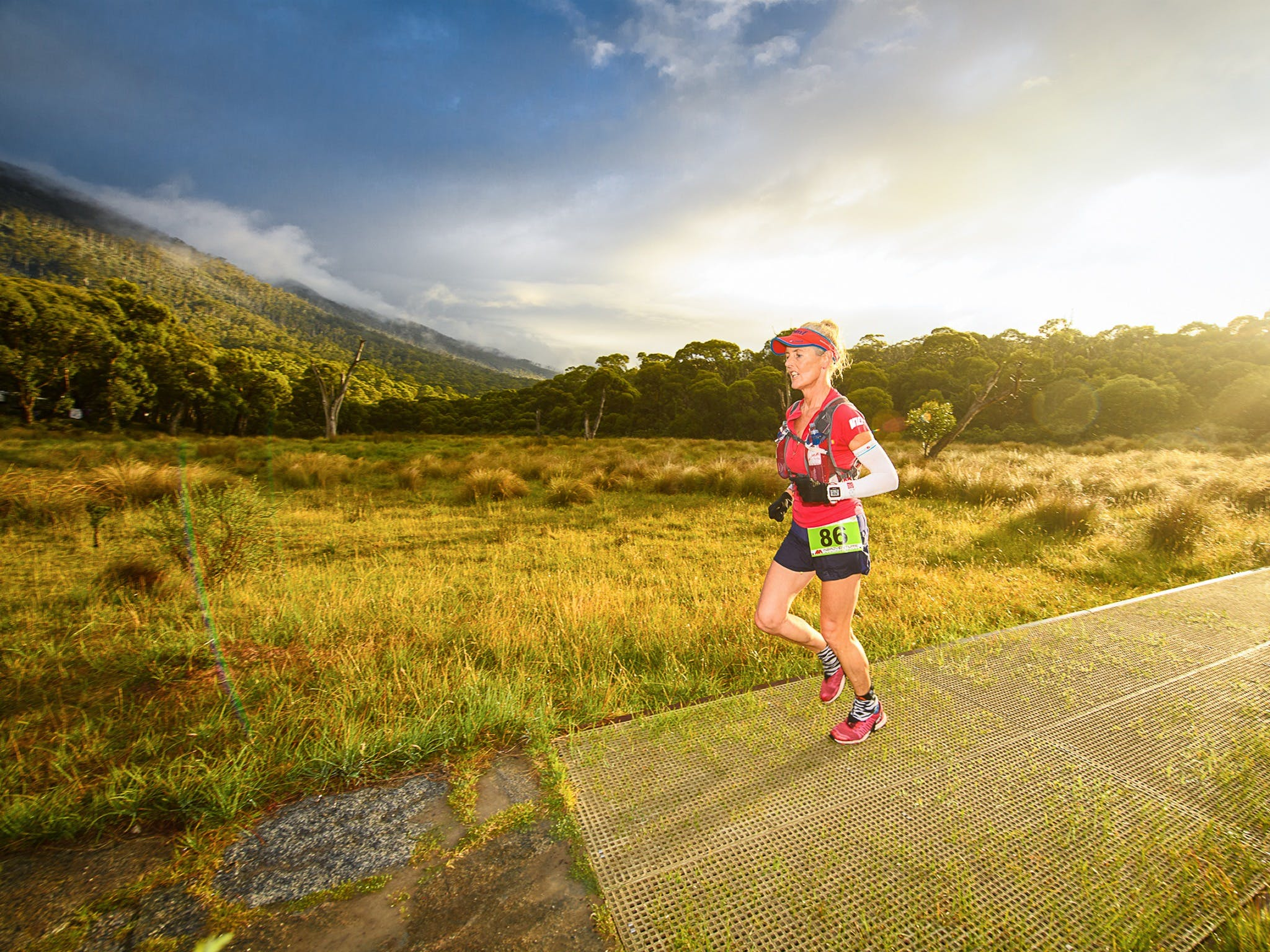 Trail Run Australia  Snowy Mountains - Accommodation in Surfers Paradise