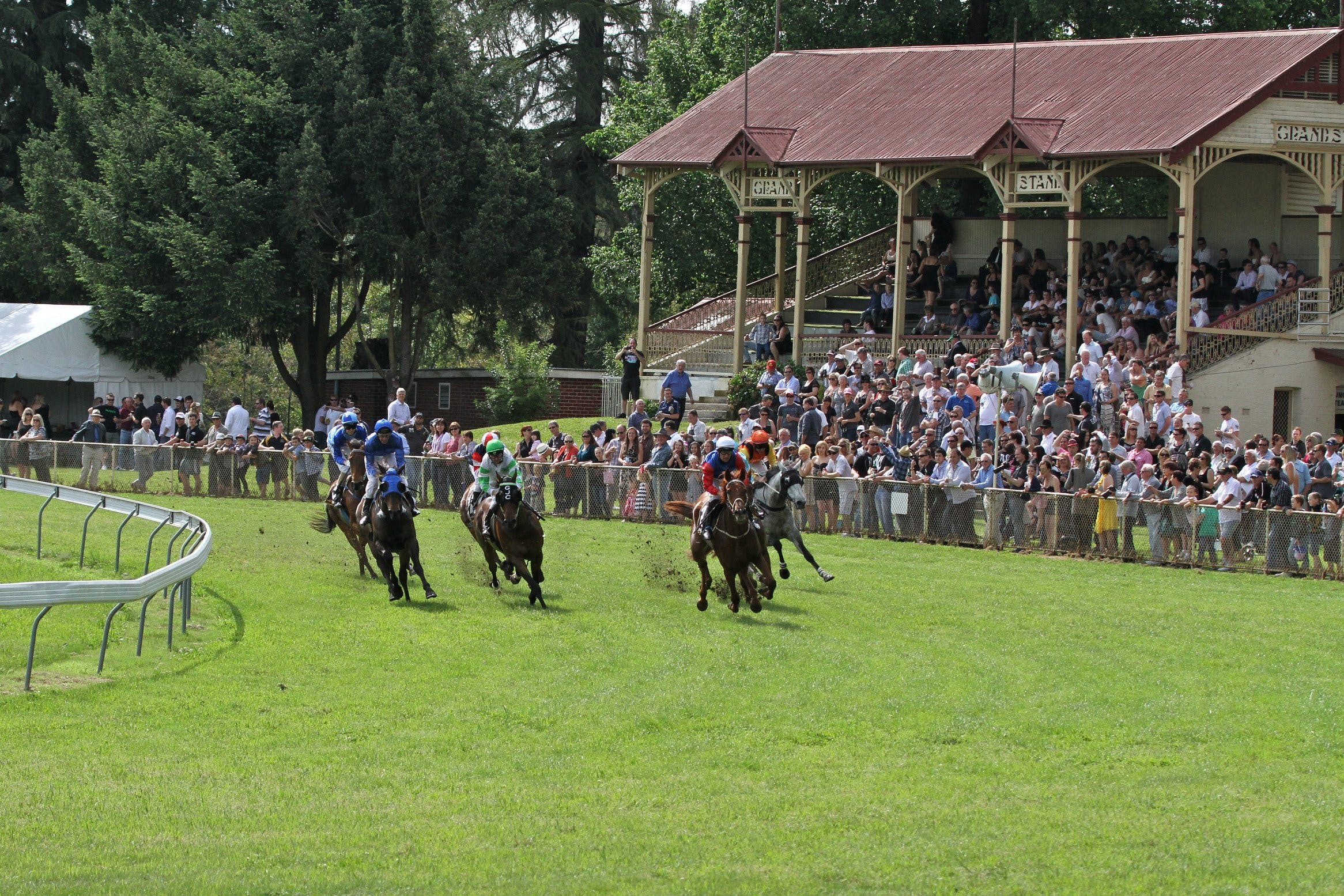 Tumut Derby Day - Accommodation in Surfers Paradise