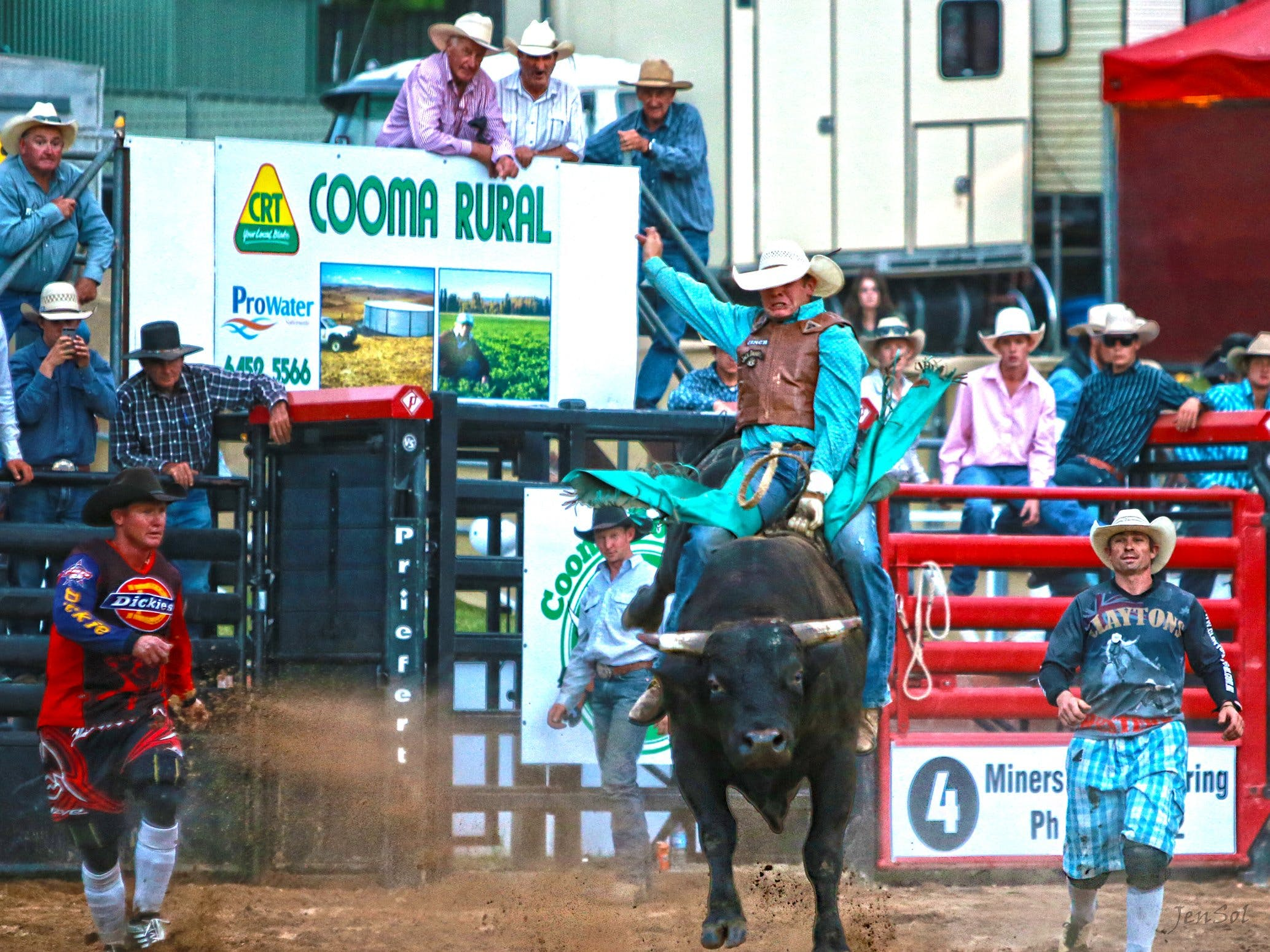 AgriWest Cooma Rodeo - Accommodation in Surfers Paradise