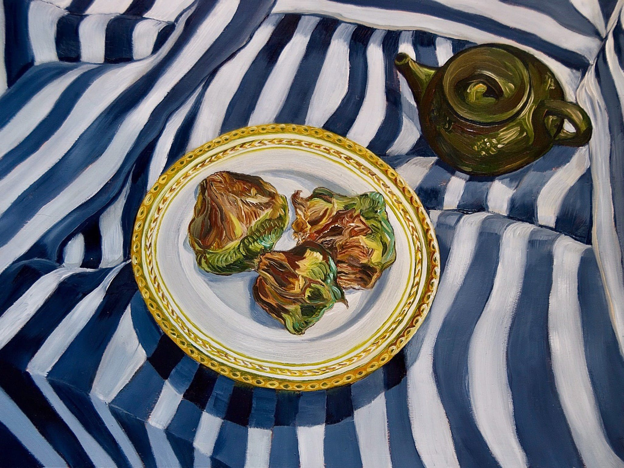 A Still Life - solo exhibition  Karen Sedaitis - Accommodation in Surfers Paradise