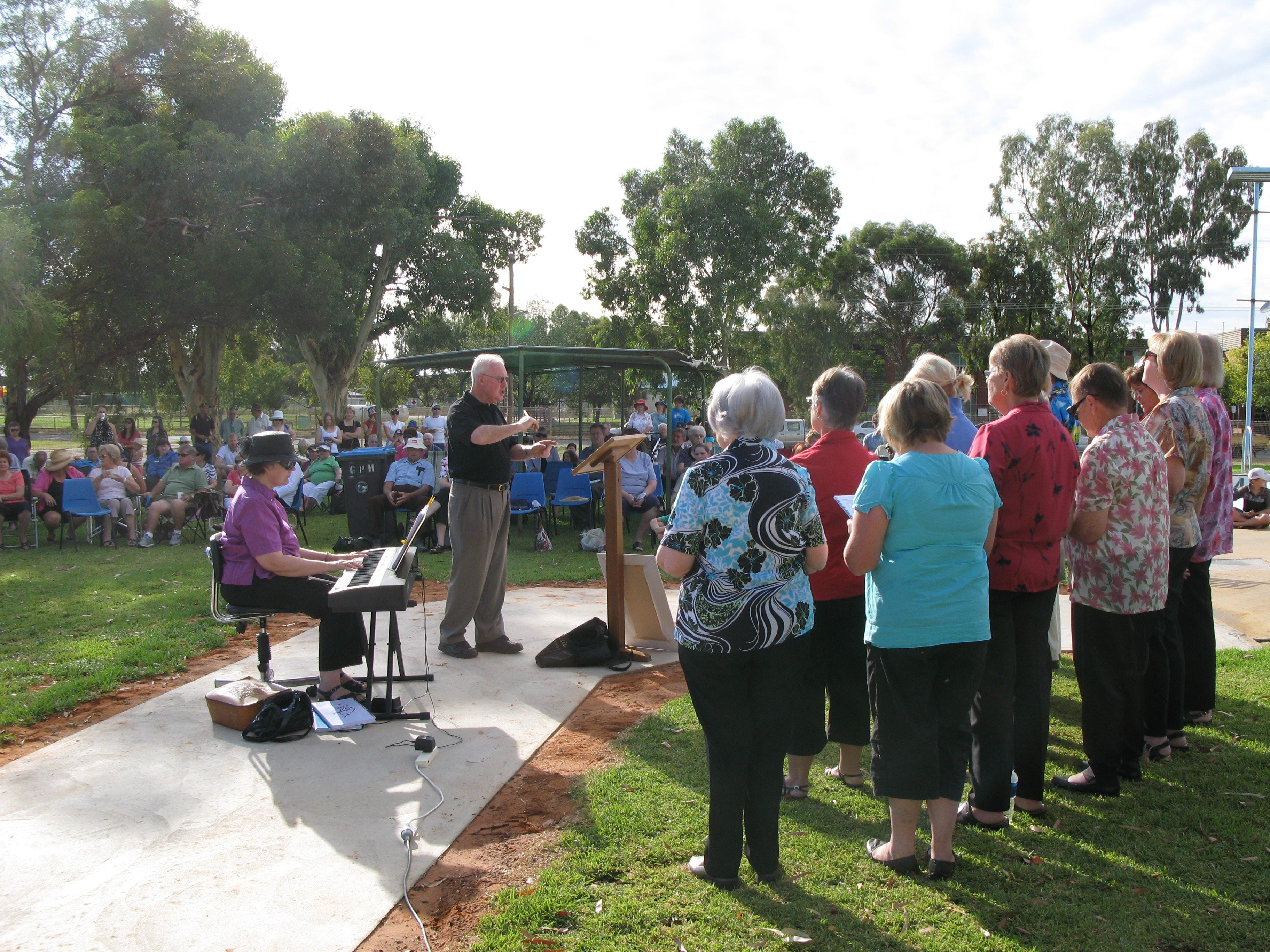 Australia Day Celebration in Balranald - Accommodation in Surfers Paradise