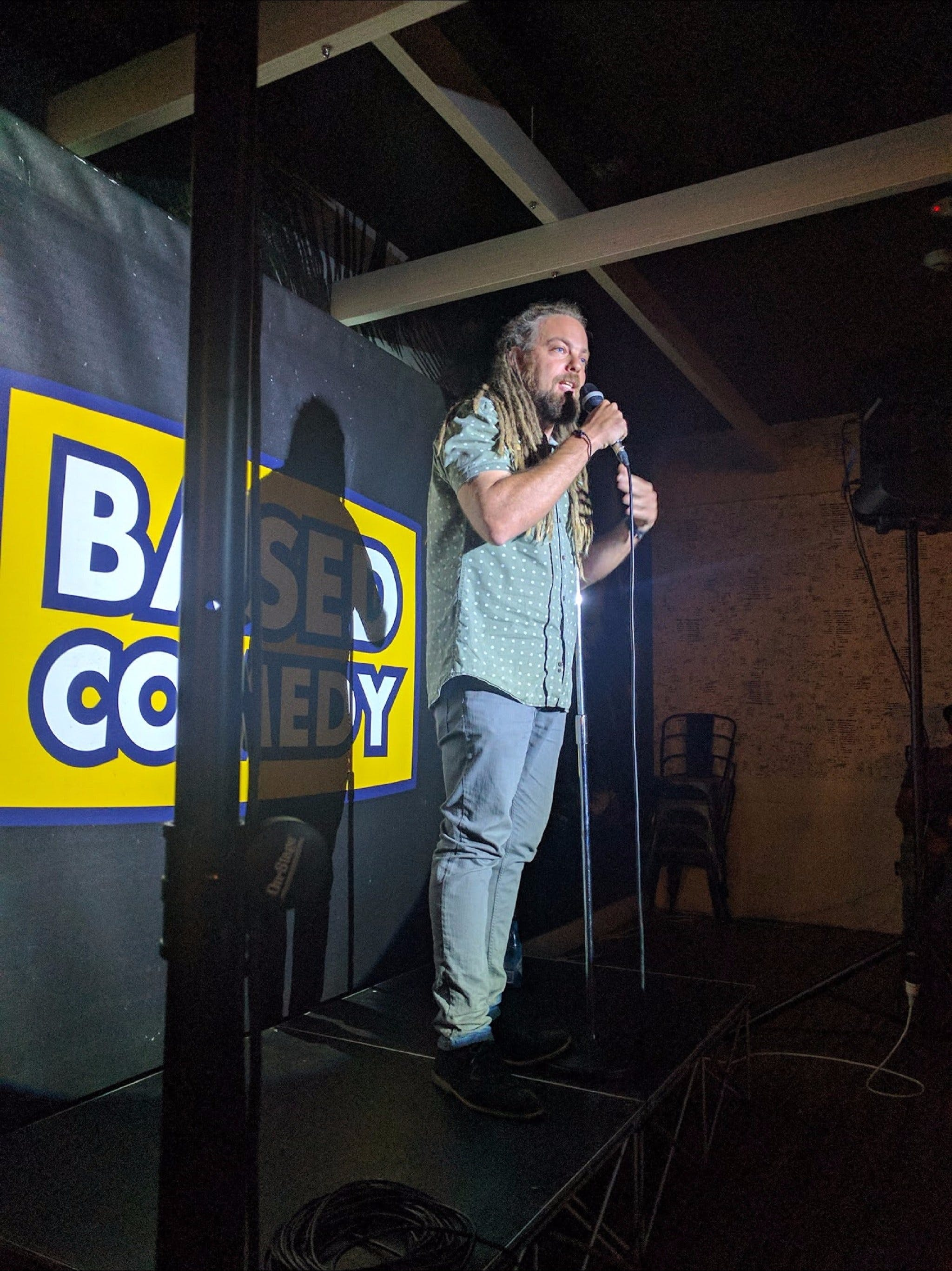 Based Comedy at The Palm Beach Hotel - Accommodation in Surfers Paradise