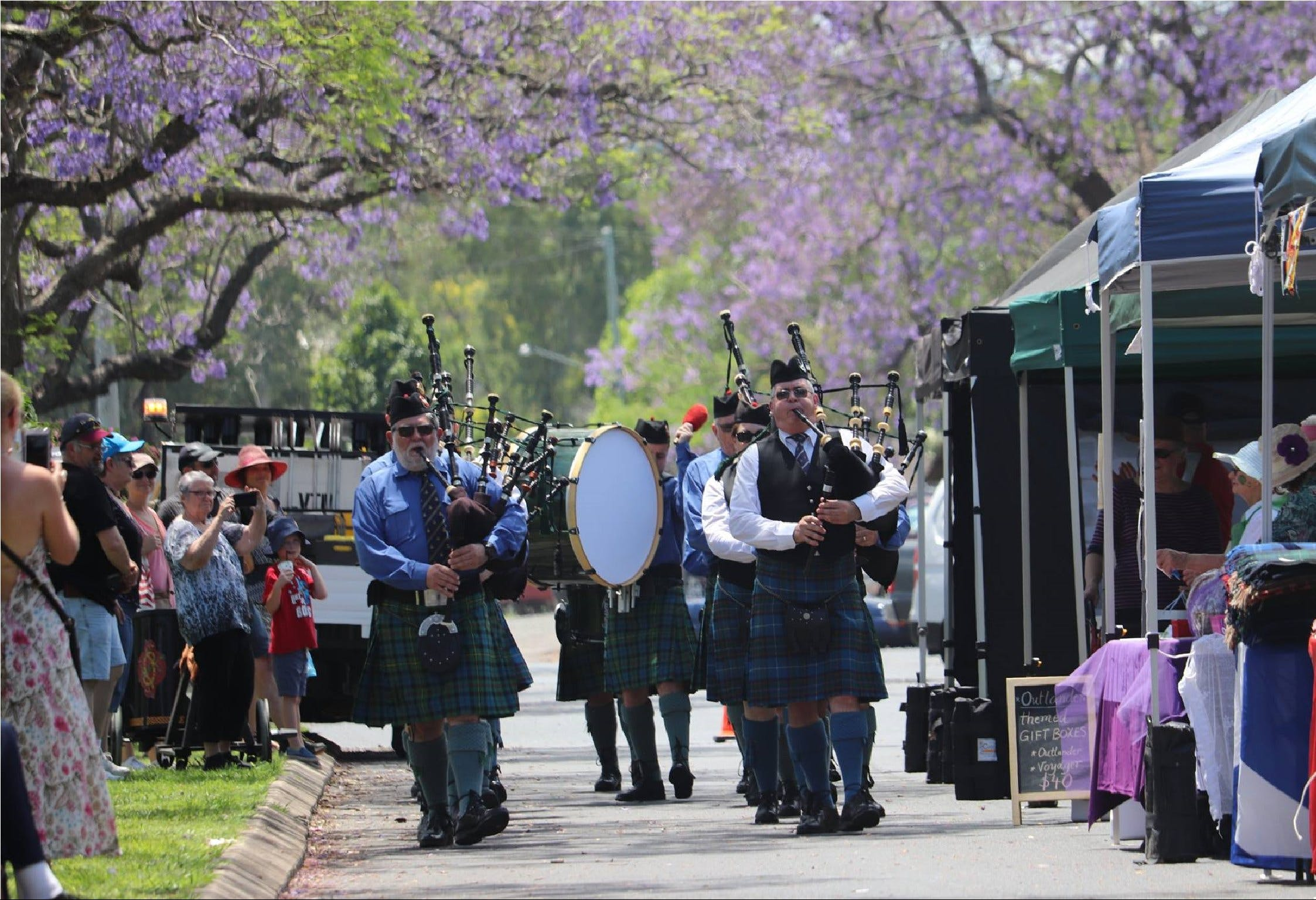Celtic Festival of Queensland - Accommodation in Surfers Paradise